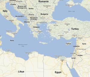 Thumb cyrpus map